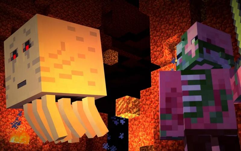 Minecraft-001