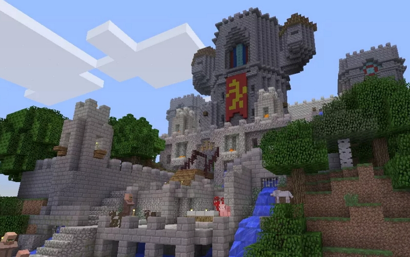 Minecraft-002