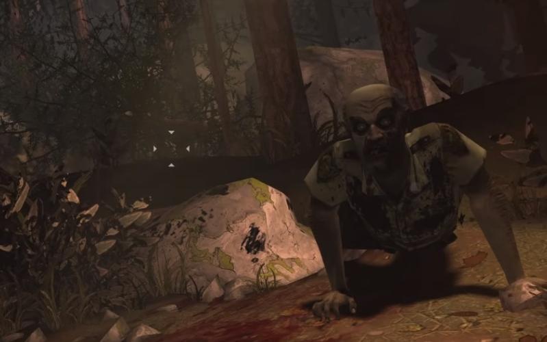 Скриншоты The Walking Dead